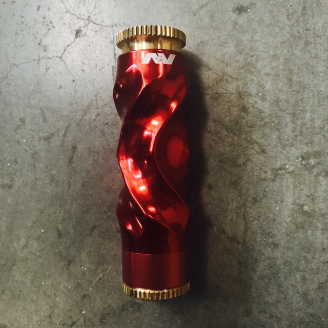 AVID LYFE - BLEM LYFE RED APPLE GYRE COMPETITION MOD - QUICK TWIST - THE VAPE SITE