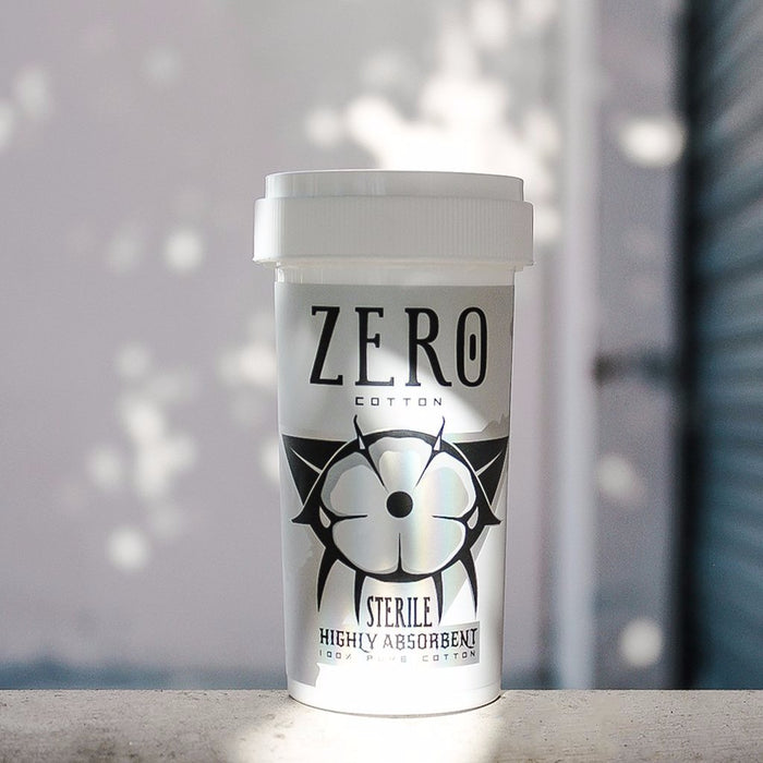 ZERO COTTON (HIGHLY ABSORBENT) - THE VAPE SITE