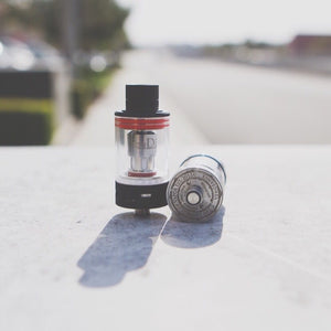 COUNCIL OF VAPOR (COV) - DEFIANT CERAMIC TANK - THE VAPE SITE