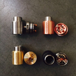KENNEDY - 2 POST 24MM RDA - THE VAPE SITE