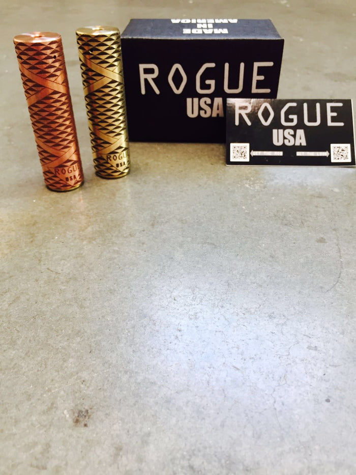 Rogue---  DIAMONDBACK by J. MARK DESIGNS - THE VAPE SITE