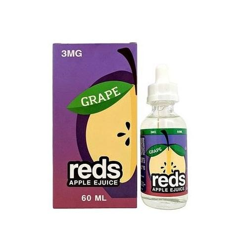 7 DAZE - GRAPE REDS APPLE E-JUICE 60ML - THE VAPE SITE
