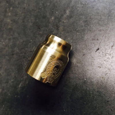 COMP LYFE - BATTLE CAP S 24 (Fits on KENNEDY Rda) - THE VAPE SITE
