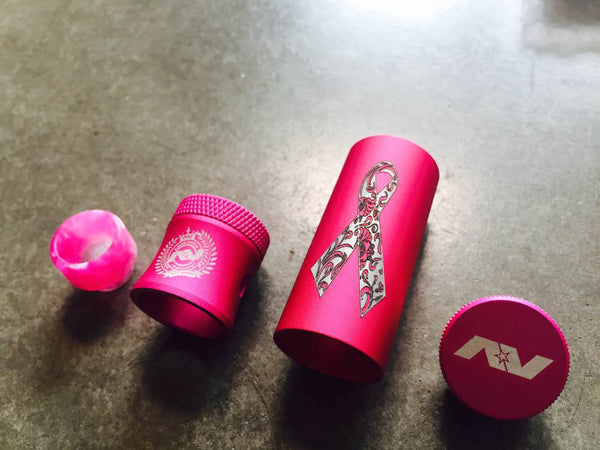 AVID LYFE - PINK BREAST CANCER AWARENESS ABLE COMBINATION - THE VAPE SITE