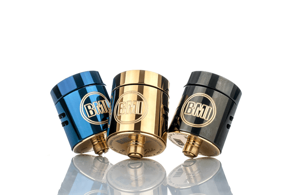 BMI - GOLDIE: THE BACK 2 BASICS RDA KILLA 24MM - THE VAPE SITE