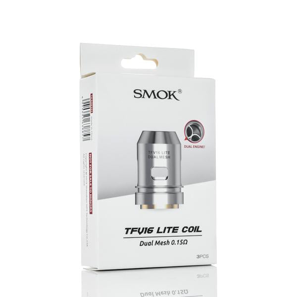 SMOK TFV16 LITE REPLACEMENT COILS - THE VAPE SITE