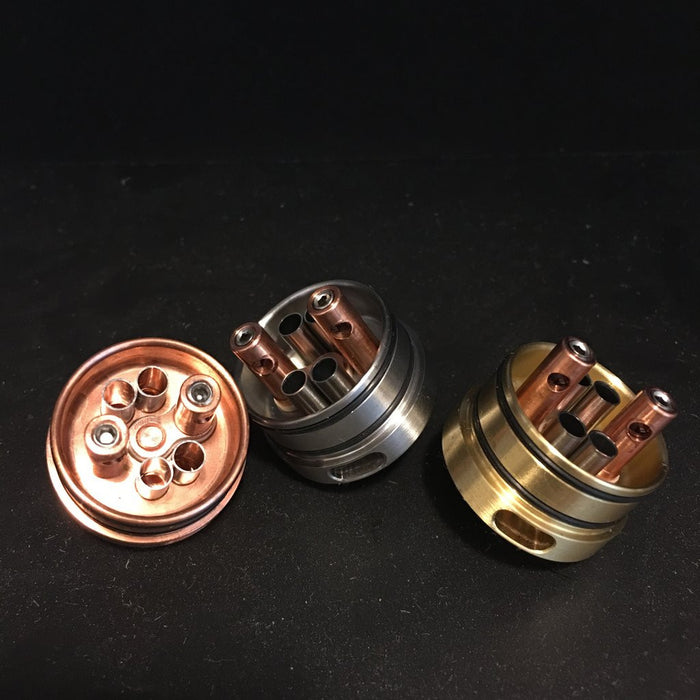 KENNEDY - 2 POST DECK ONLY - THE VAPE SITE