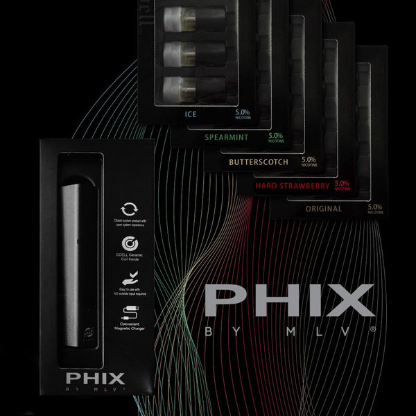 Phix by MLV - THE VAPE SITE