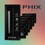 PHIX by MLV - ULTRA PORTABLE STARTER KIT - THE VAPE SITE
