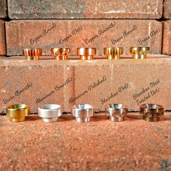 COMP LYFE - WIDE BORE DRIP TIPS - THE VAPE SITE