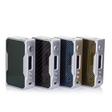 VOOPOO DRAG 157W TC BOX MOD - CARBON FIBER - THE VAPE SITE