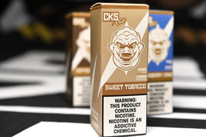 CKS Salt E-Liquid -SWEET TOBACCO- 30ml