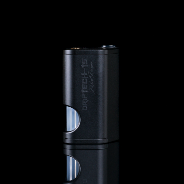 528 CUSTOMS DRIPTECH TS aka 528 SQUONKER MOD (Triple 18650) - THE VAPE SITE