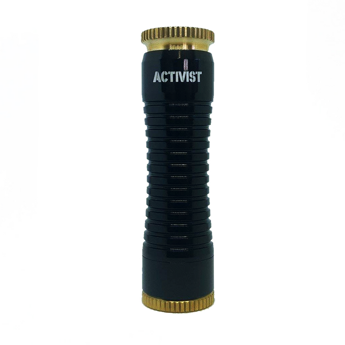AVID LYFE - ACTIVIST MOD - BLACK - THE VAPE SITE