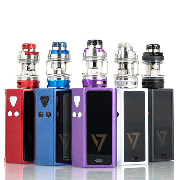 DESIRE CUT PREMIUM 220W TC STARTER KIT - THE VAPE SITE