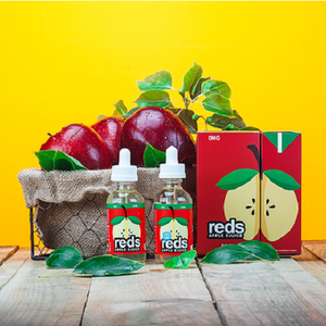 7 DAZE - REDS E-JUICE - ICED APPLE 60ML - THE VAPE SITE