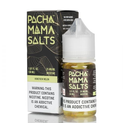 HONEYDEW MELON - PACHAMAMA SALTS - 30ML