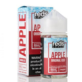 7 DAZE - REDS E-JUICE - ICED APPLE 60ML