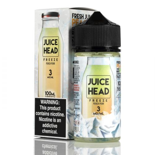 ICE PEACH PEAR - JUICE HEAD FREEZE - 100ML