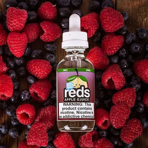 Reds berries iced - THE VAPE SITE