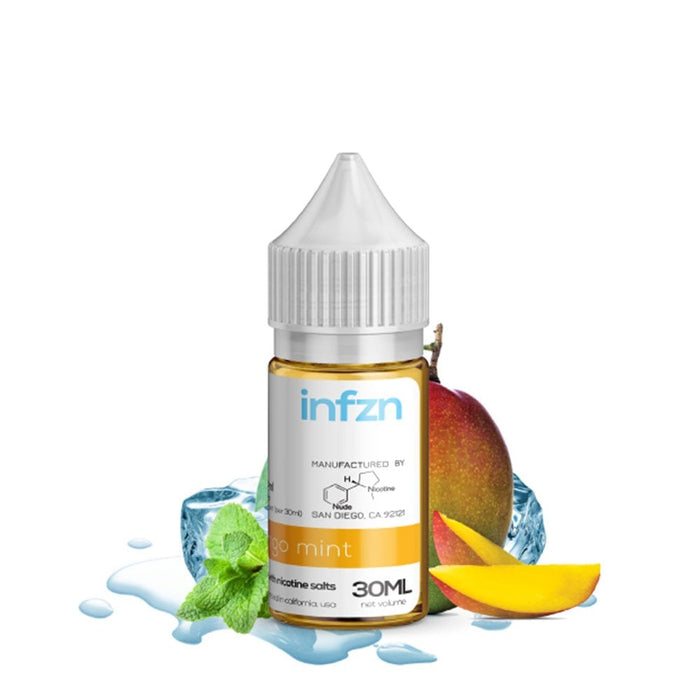 INFZN -  MANGO MINT - THE VAPE SITE