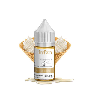 INFZN - VANILLA WAFFLE CONE - THE VAPE SITE