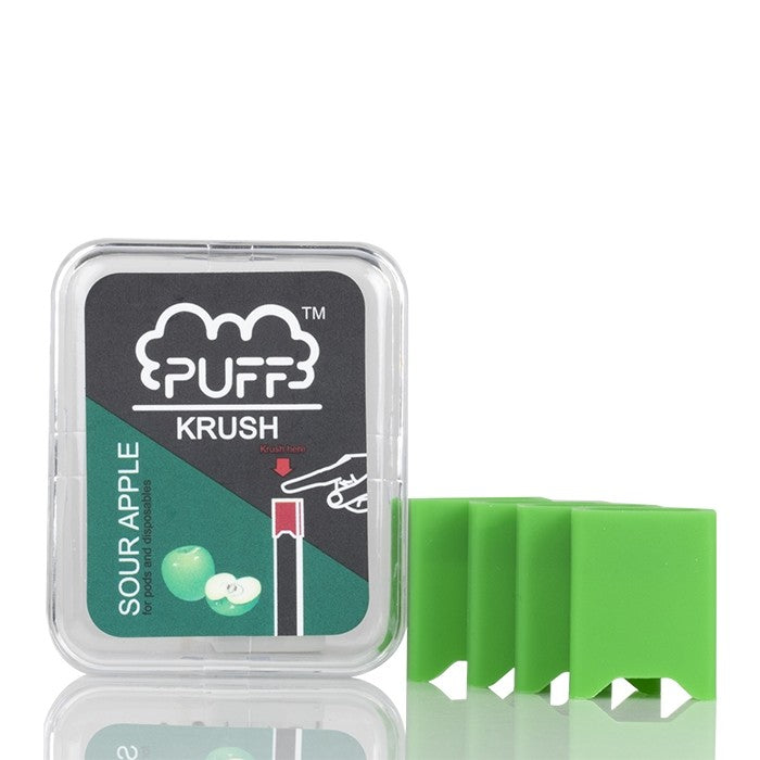 PUFF KRUSH ADD-ON PRE-FILLED PODS - THE VAPE SITE
