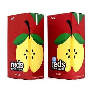7 DAZE - REDS E-JUICE - APPLE 60ML - THE VAPE SITE