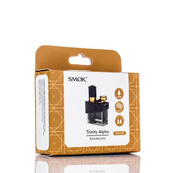 SMOK TRINITY REPLACEMENT CARTRIDGE AND COIL - THE VAPE SITE