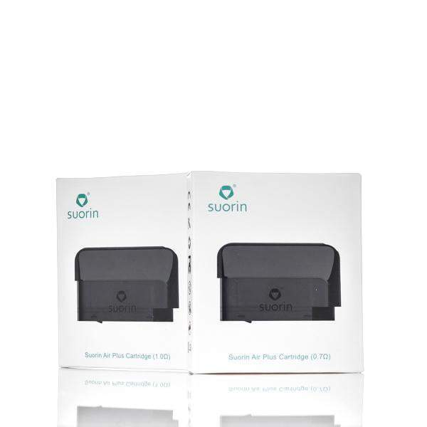 SUORIN AIR PLUS REPLACEMENT POD - THE VAPE SITE