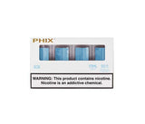 MLV - PHIX PODS - 4 PACK - THE VAPE SITE