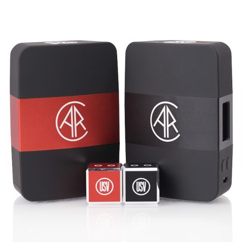 USV ARC 240W TC BOX MOD - THE VAPE SITE