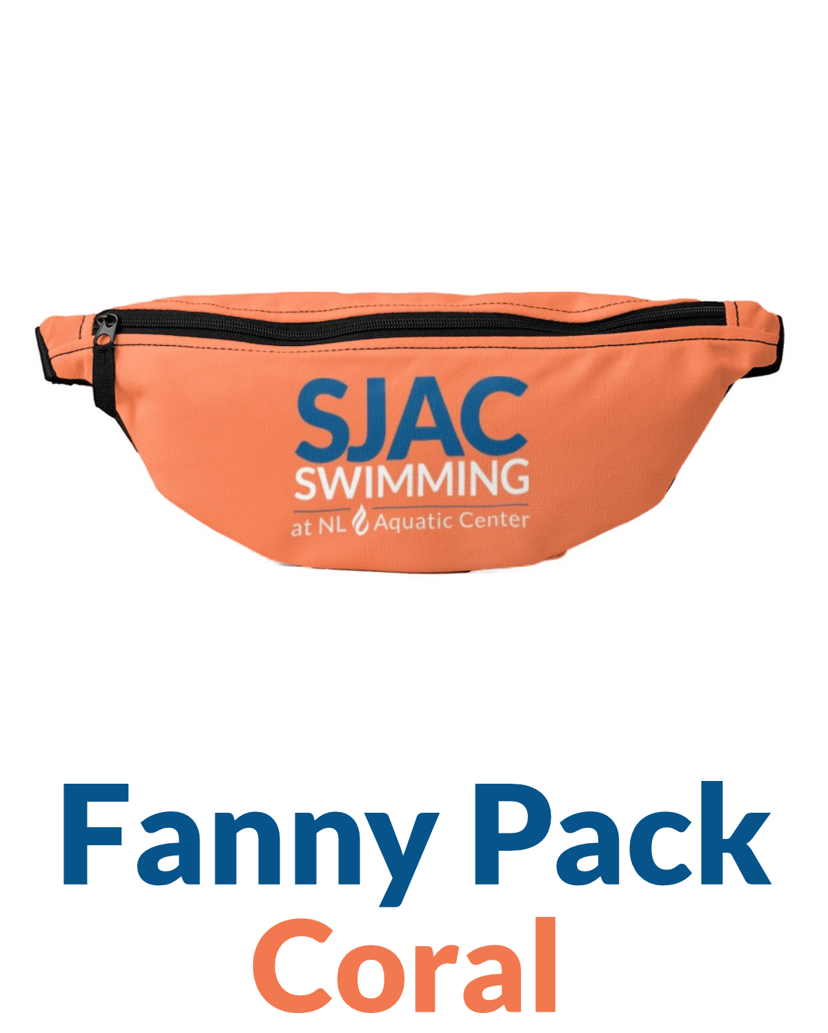 Fanny Pack Coral