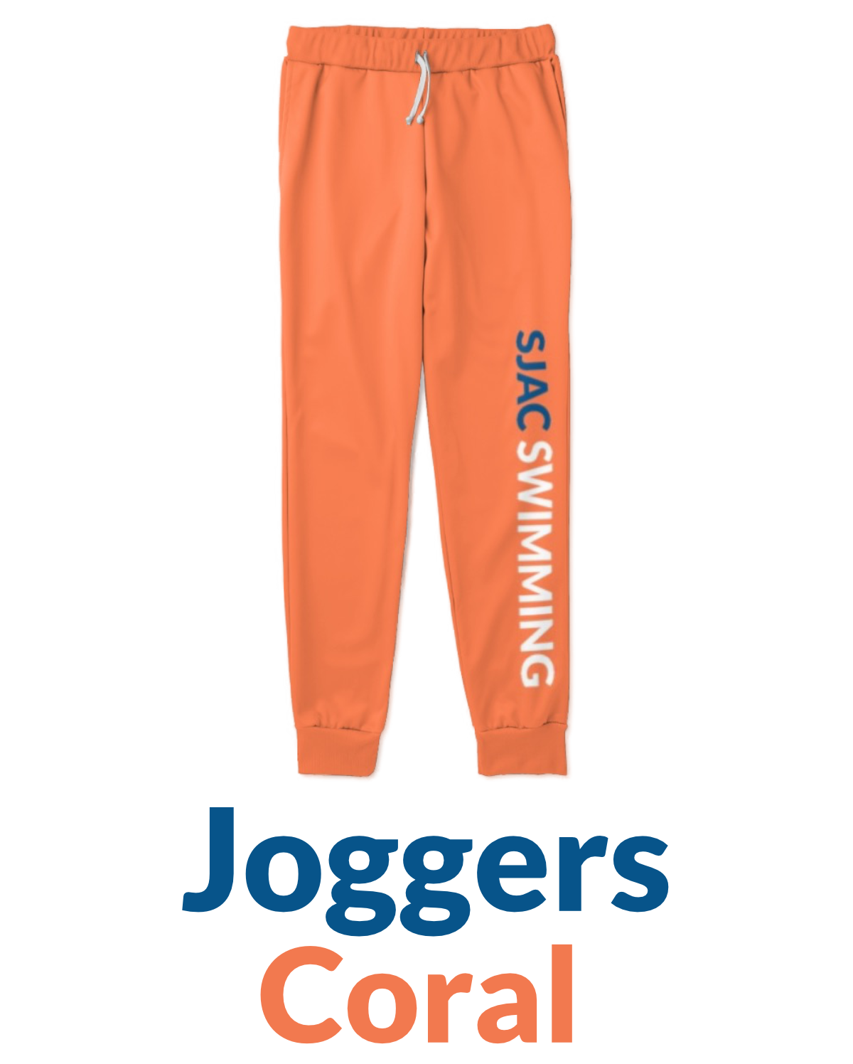 Joggers Coral