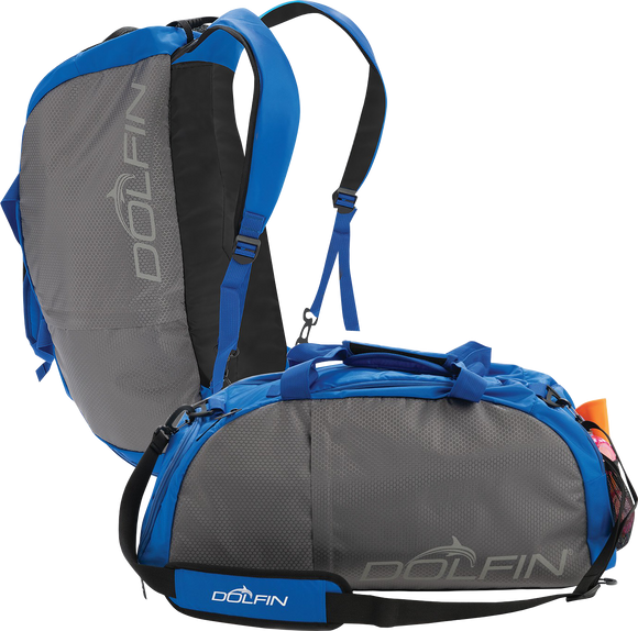 Dolfin Backpack Duffle 2-in-1
