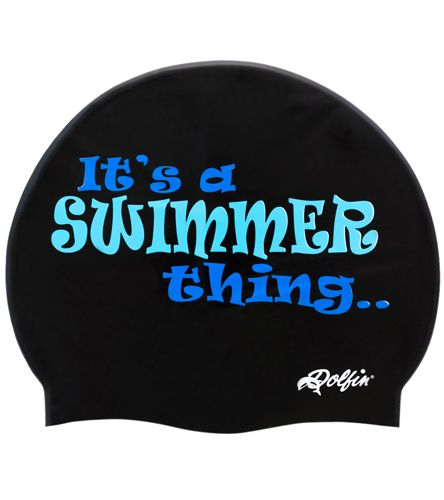 Dolfin Cap - Silicone Swimmer Thing