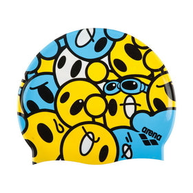 Arena Cap Jr - Face Yellow