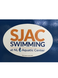 SJAC Essentials Car Magnet