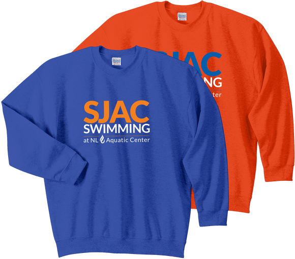 SJAC Essentials Crewneck Sweatshirt