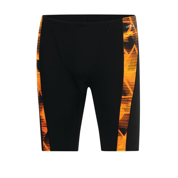 Dolfin Reliance Orange Eclipse Spliced Jammer