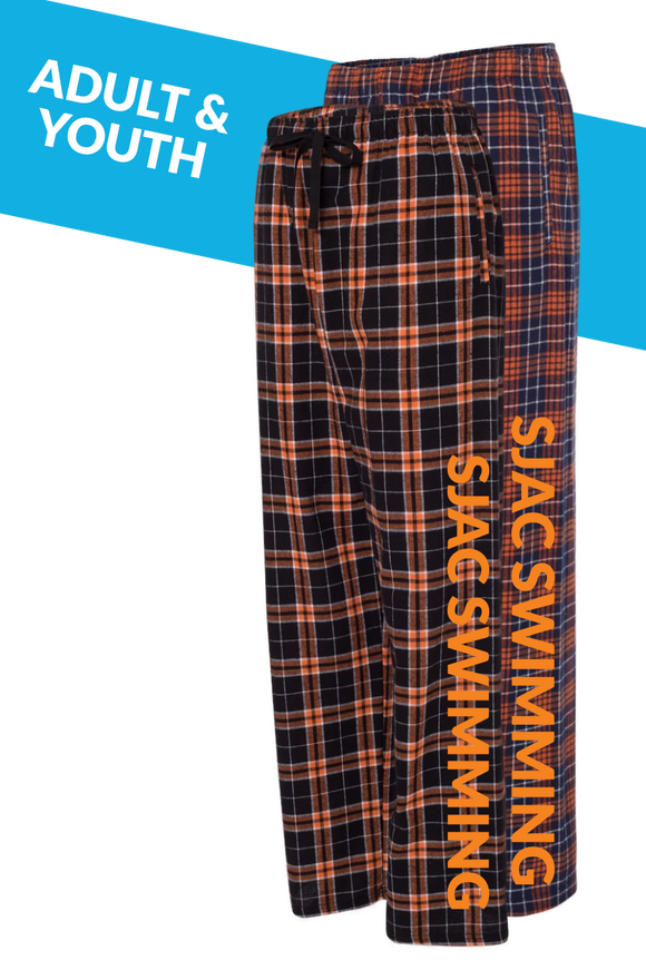 SJAC Flannel Pants