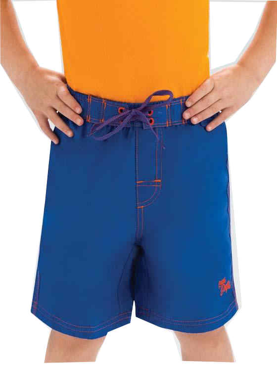 Little Dolfins Swim Trunks