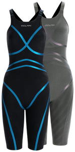 Dolfin LightStrike Knee Suit Closed Back - Flex Leg