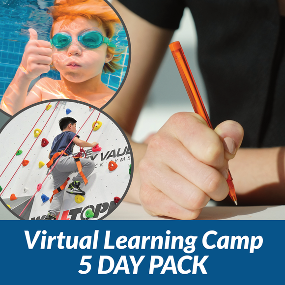 Coliseum Virtual Learning Camp - 5 Day Pack