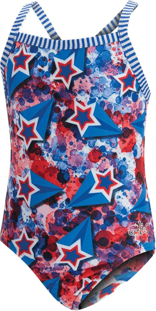 Dolfin Uglies Girls LIberty One Piece