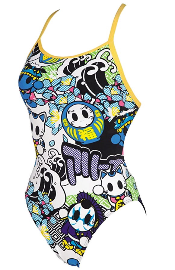 Arena Manga Women's One Piece Swimsuit