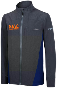 SJAC Dolfin Warmup Jacket