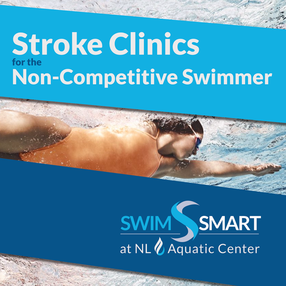 Stroke Clinics for the Non-Competitive Swimmer