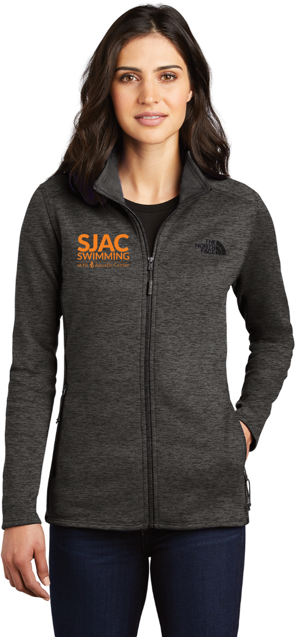 SJAC The North Face® Ladies Skyline Full-Zip Fleece Jacket