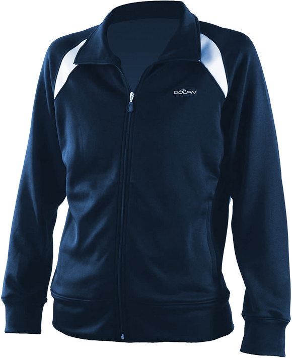 Dolfin Unisex Warmup Jacket